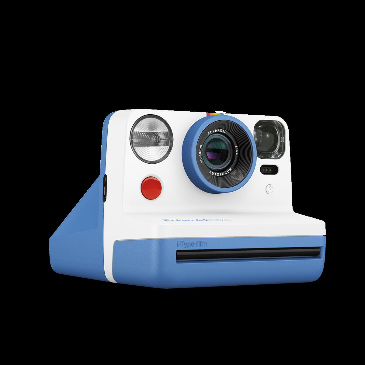 Polaroid Now I-Type Instant Camera (Blue)
