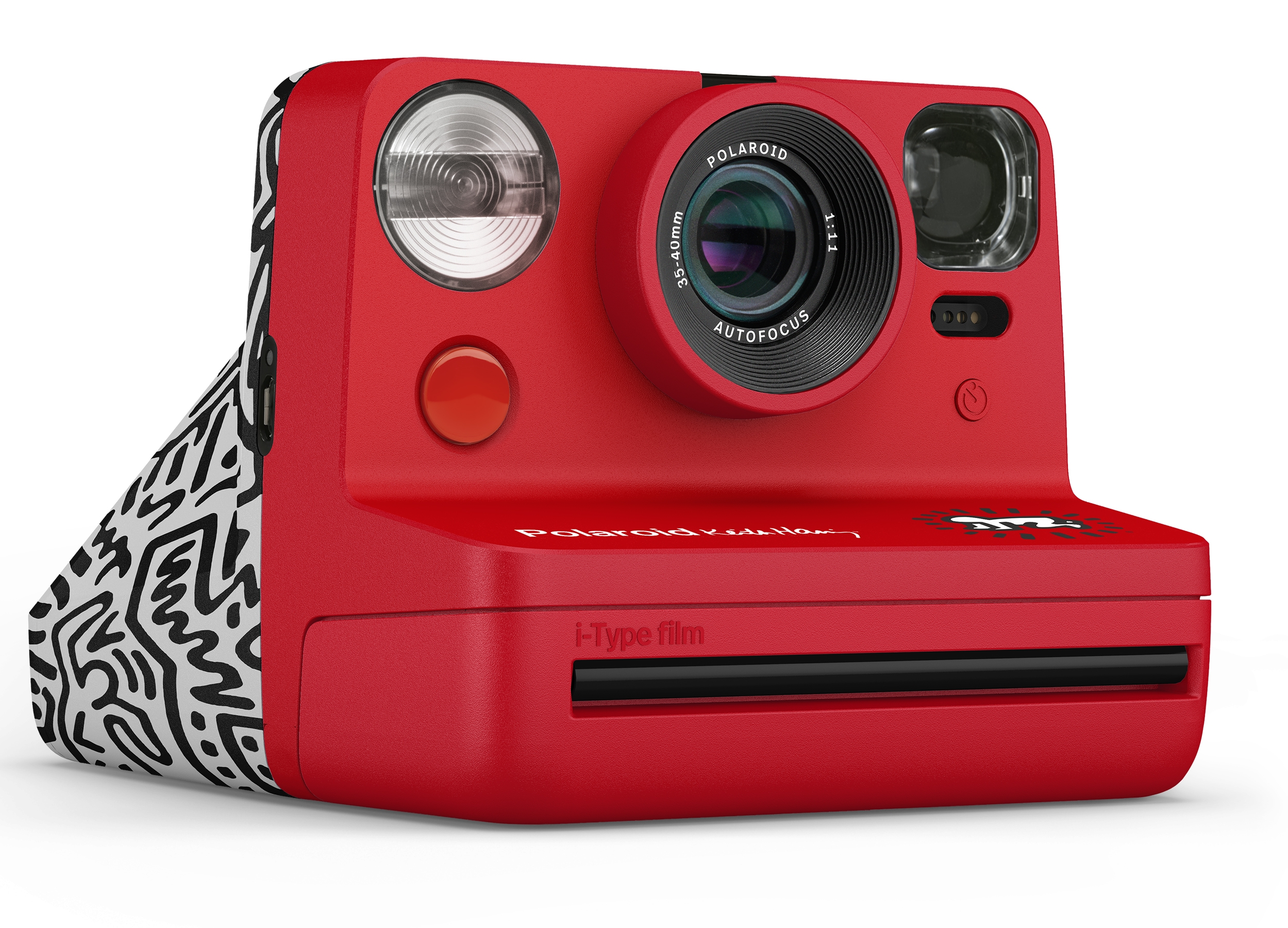 Polaroid Now Keith Haring Special Edition I-Type Instant Camera