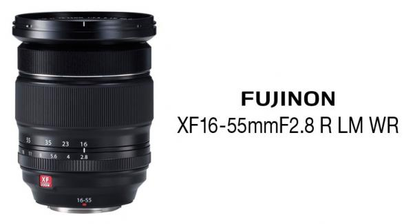 Fujifilm 16-55mm f2.8 XF R - The one you've been waiting for