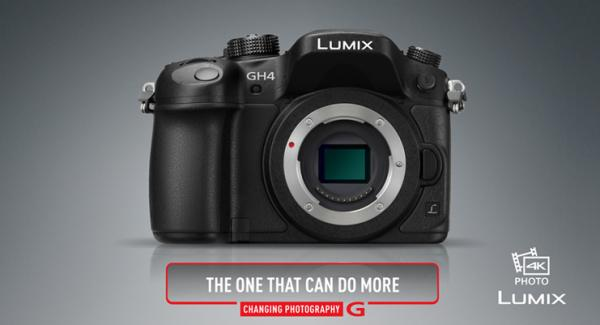 Panasonic introduces the GH4R and Firmware Update