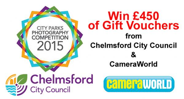 Win £450 of Gift Vouchers from CameraWorld