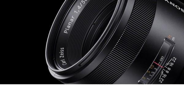 Sony 50mm F1.4 Z Carl Zeiss T*