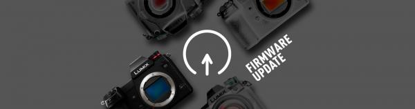 Panasonic Releases Firmware Update Programs for LUMIX S1R, S1, GH5, GH5S & G9