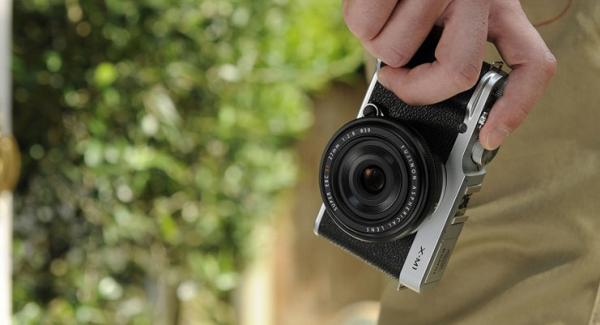 New 'X' hits the spot - introducing the Fujifilm X-M1