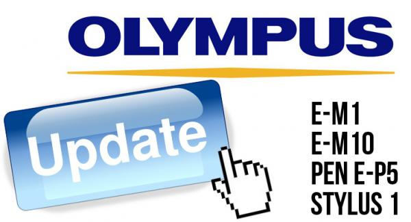 Massive Olympus Firmware Update