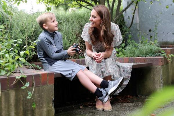Kate Middleton joins The Royal Photographic Society