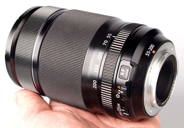 Fuji 55-200mm f3.5‑4.8 R LM OIS - What the professionals say...