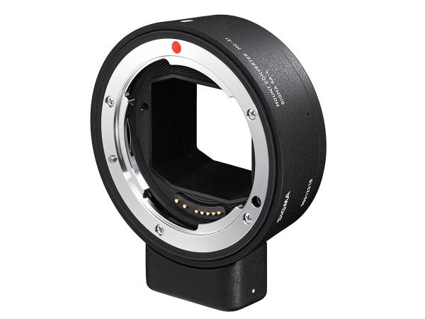 11 Sigma Art lenses coming to L-mount, new MC-21 mount converter launched