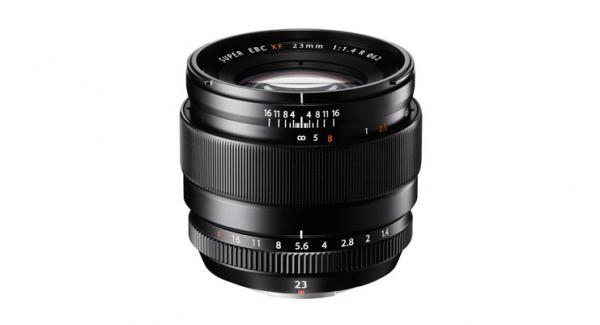 Fuji 23mm f1.4 X Lens finally on it's way