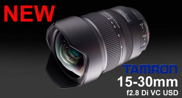 New Tamron Ultra Wide Lens for Full Frame