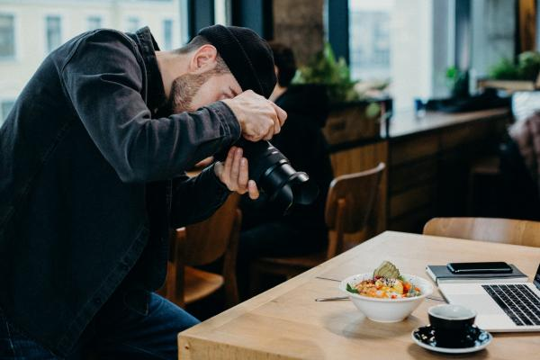 10 Tips to Go Pro With Your Food Photography
