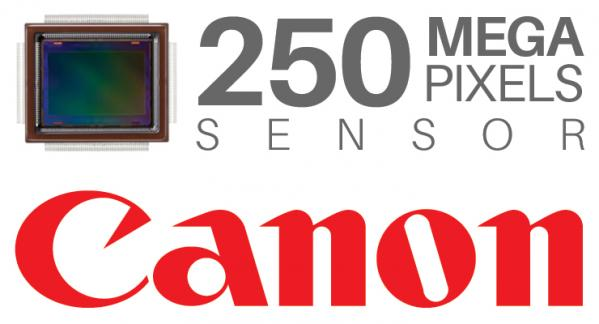 Canon announces a 250MegaPixel Sensor and more