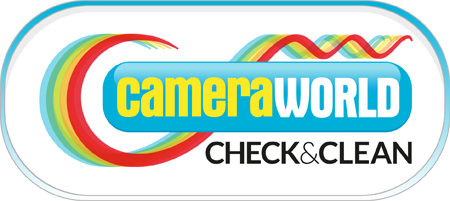 CameraWorld Check & Clean