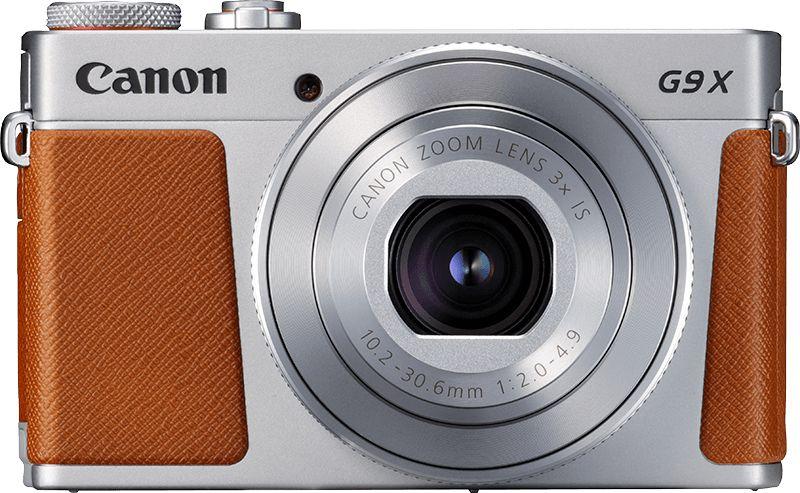 Canon PowerShot G9 X Mark II camera, best budget vlogging cameras