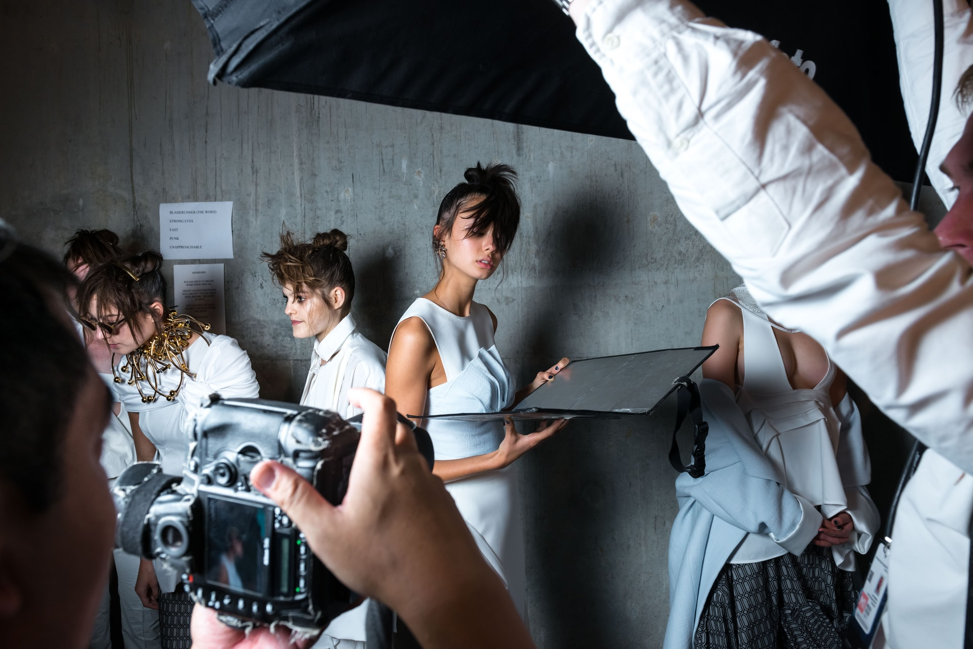 behind the scenes fashion photography, photography careers