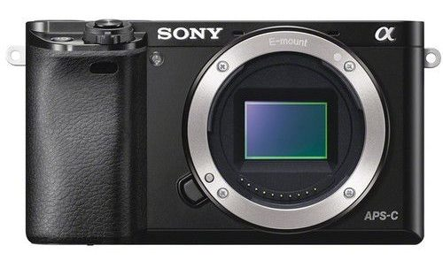 Sony Alpha a6000 camera, best budget vlogging cameras 2021