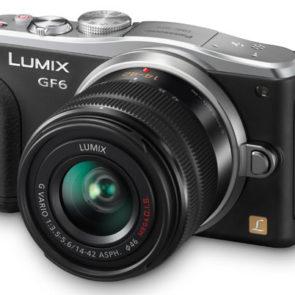 Introducing the stylish new Panasonic Lumix GF6