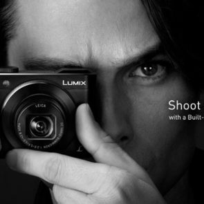 They listened! The New LUMIX LF-1 - Mini-Pro Compact with Viewfinder.
