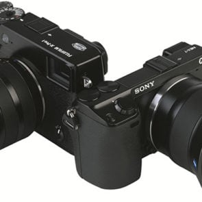 Two TOUIT's from Zeiss - for Fuji X CSC's & Sony NEX