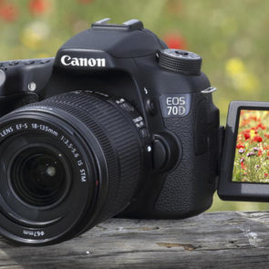 Canon EOS 70D - Move over Spielberg and Bailey!