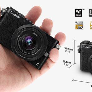 The Incredible Shrinking Camera - NEW Panasonic Lumix GM-1