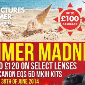 Amazing Canon Offers Have Begun