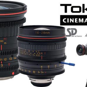 New Tokina Cinema Lenses Announced