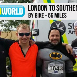 Team CameraWorld London-Southend Bike Ride