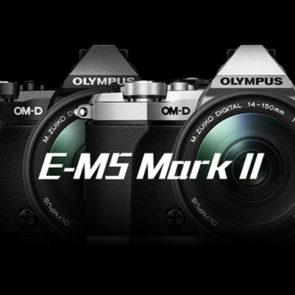 Olympus announce new E-M5 Mark II