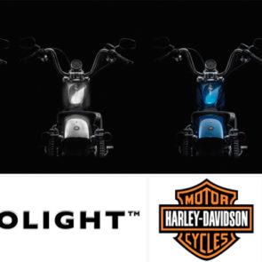 Rotolight lights the way on Harley Davidson Campaign