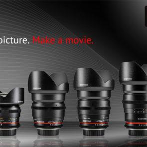 Samyang update Cine Lens range