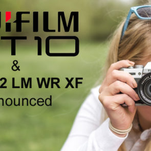 'X' hits the spot with new Fujifilm releases
