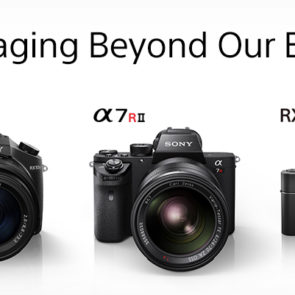 Sony announce 3 new cameras and confirm UK Price
