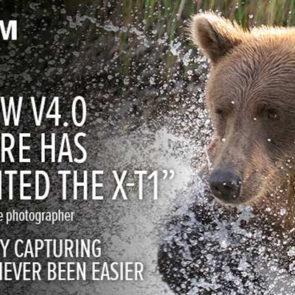 Fujifilm release Firmware v4.0 for X-T1