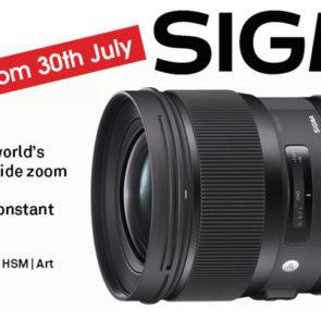 Sigma 24-35mm f2 DG HSM   Art Coming Soon