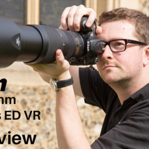 Review of the Nikon 200-500mm f5.6E AF-s ED VR