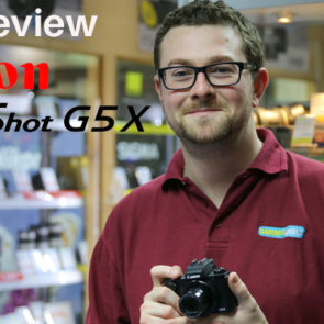 Review of the Canon Powershot G5X