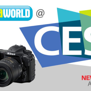 New Cameras & Lenses Announced at CES