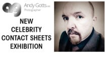 Andy Gotts MBE MA New Contact Sheets Photography Exhibition