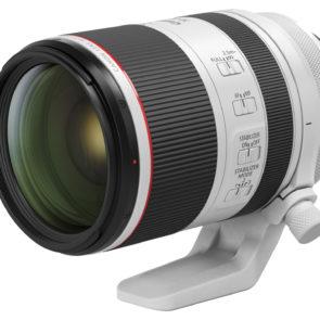 Canon developing six new RF lenses
