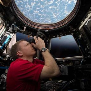 An Interview with Commander Terry Virts, Space Photographer