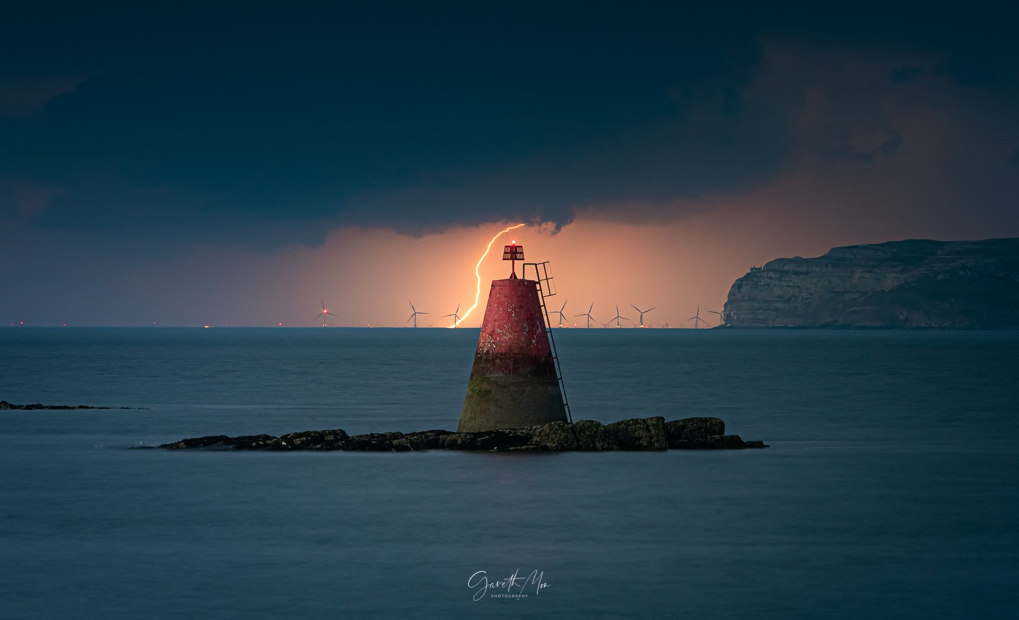Lighthouse Gareth Mon Photography